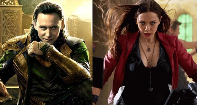 Сериалы: Локи и Алая Ведьма получат свои сериалы