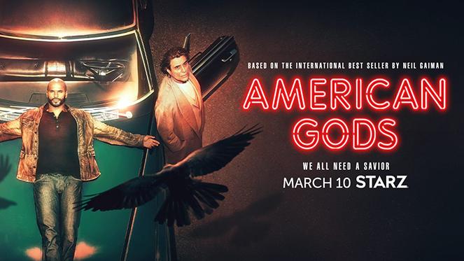 """Сериалы: """"Американские боги"""". Трейлер второго сезона"""