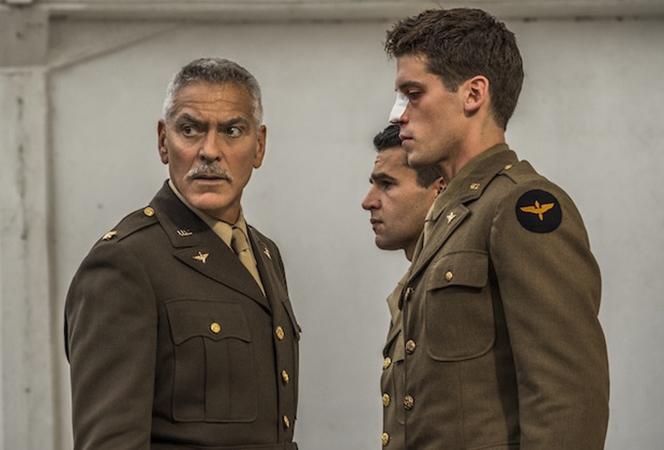 """Сериалы: Джордж Клуни и Хью Лори в трейлере """"Уловки-22"""""""