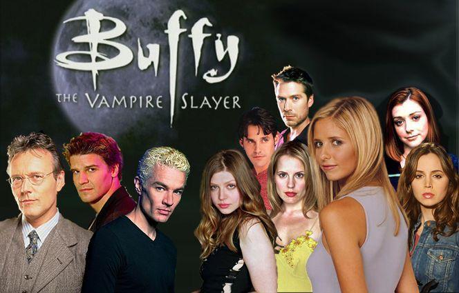 """Сериалы: """"Баффи - истребительница вампиров"""". А вы знали, что..."""