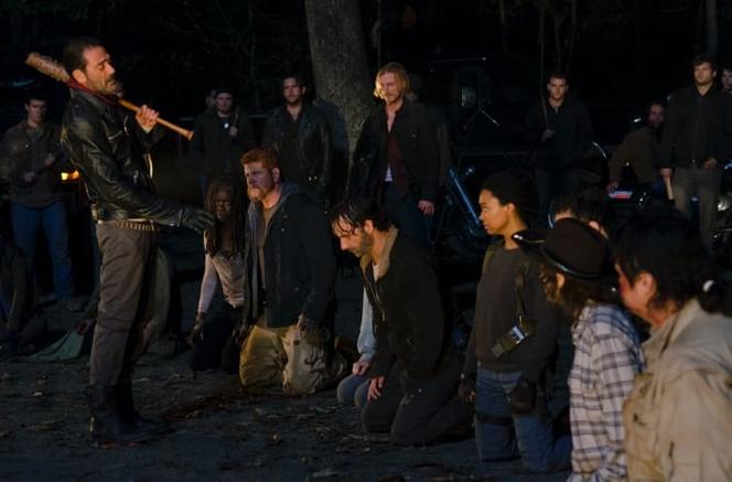 Сериалы: Кого убил Ниган?