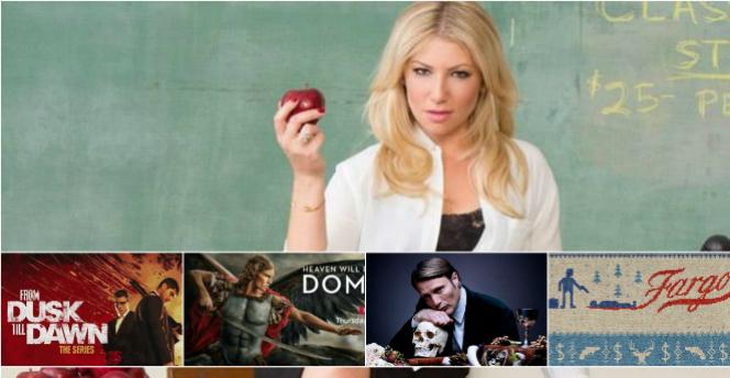 Сериалы:  Фильмы, которые стали сериалами