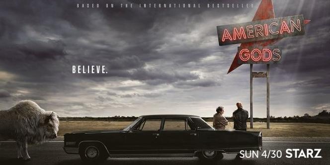 """Серіали: Новий трейлер """"Американьских богів"""""""
