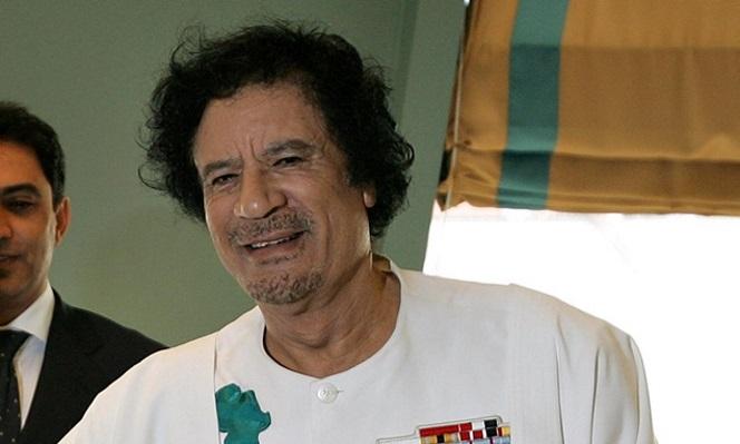 Сериалы: Сериал про Муамара Каддафи