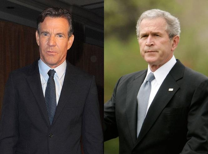Сериалы: Джордж Буш и история преступлений