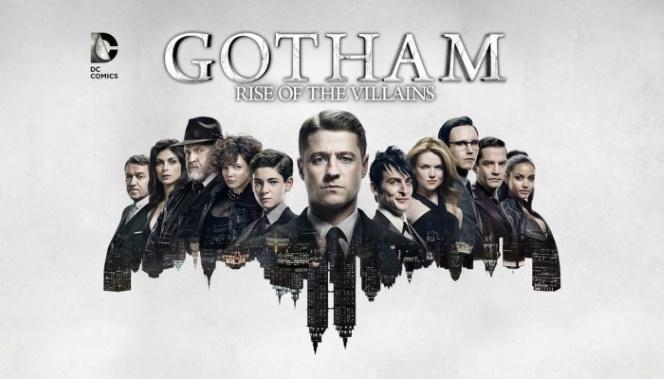 Сериалы: Готэм, сезон №4