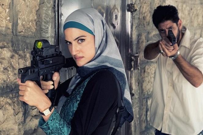 Сериалы: Израильтяне идут