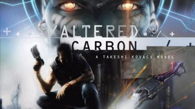 Сериалы: Видоизмененный углерод: первый трейлер