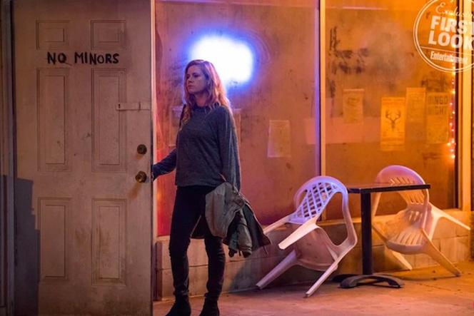 Сериалы: Эми Адамс и острые предметы