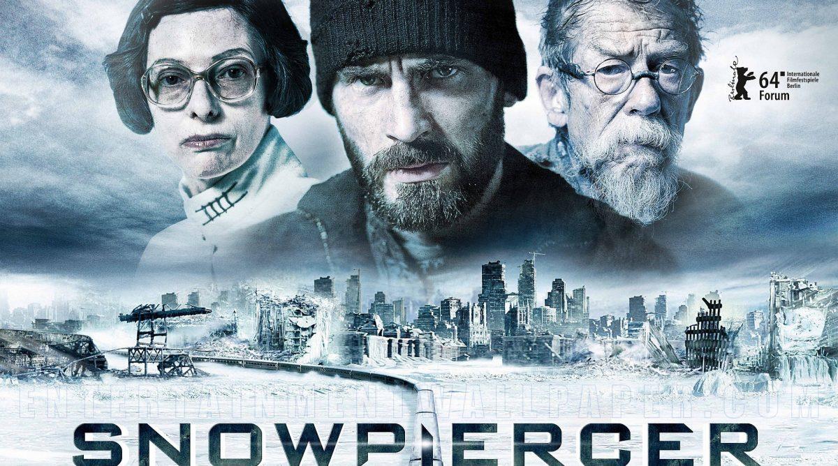 Сериалы: Сквозь снег