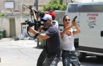 Израильский криминальный сериал