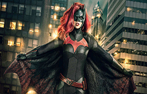 Руби Роуз в образе Бэтвумен