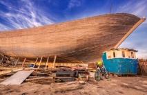 Серіали:  Ноїв ковчег відправляється в космос