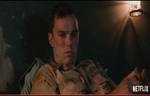 Николас Холт отправляется в Ирак