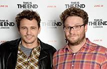 Роген і Франко візьмуться за підліткову драму для Hulu