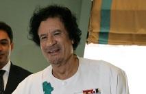 Сериал про Муамара Каддафи
